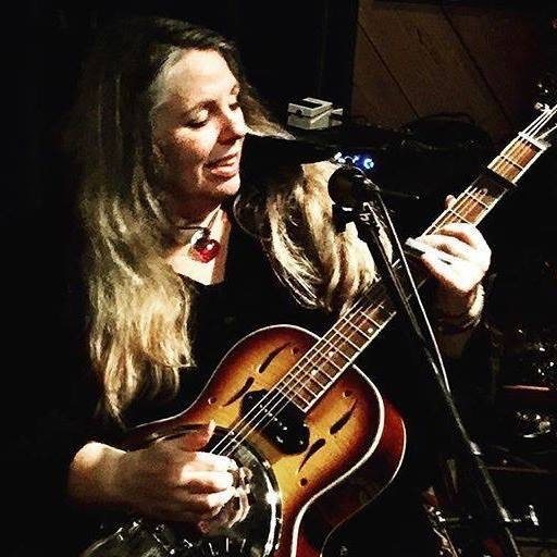 The Jenny Kerr Band at the Cove