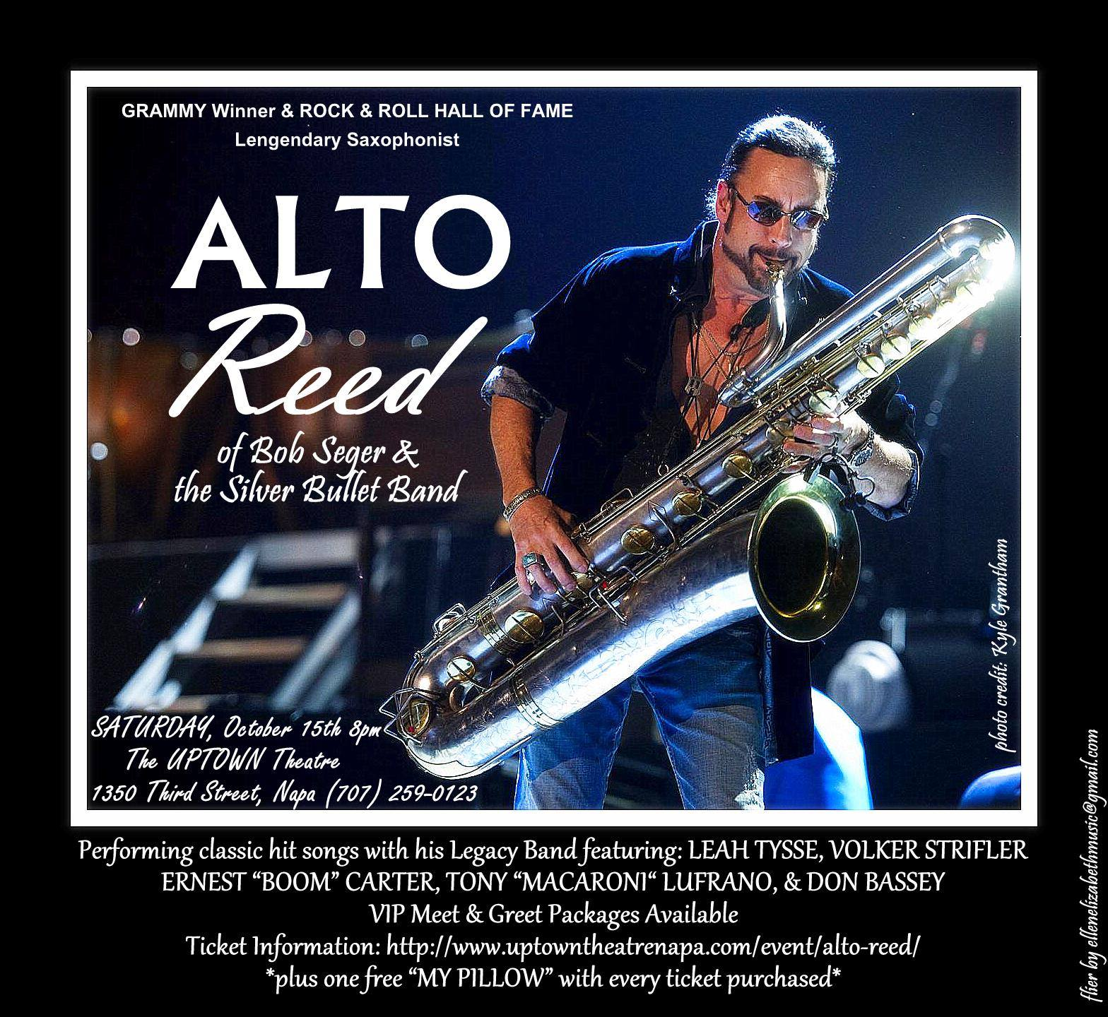 Alto Reed and the Legacy Band