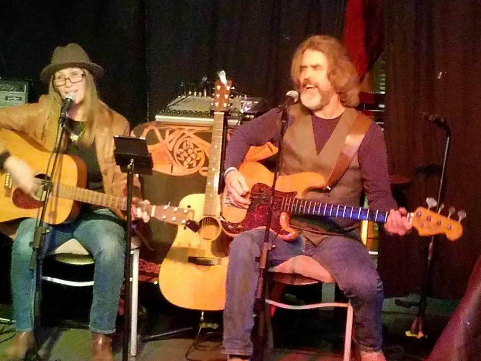 Don Bassey and Erin Bakke Acoustic Songbook at the TownHouse