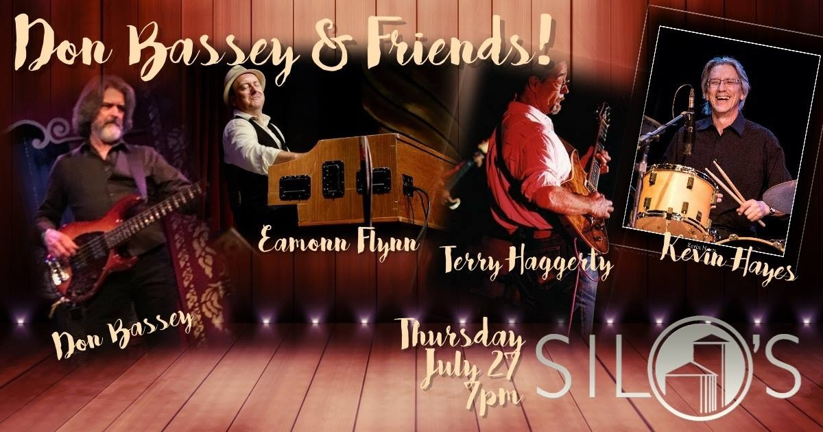 Don Bassey and Friends at Silo's