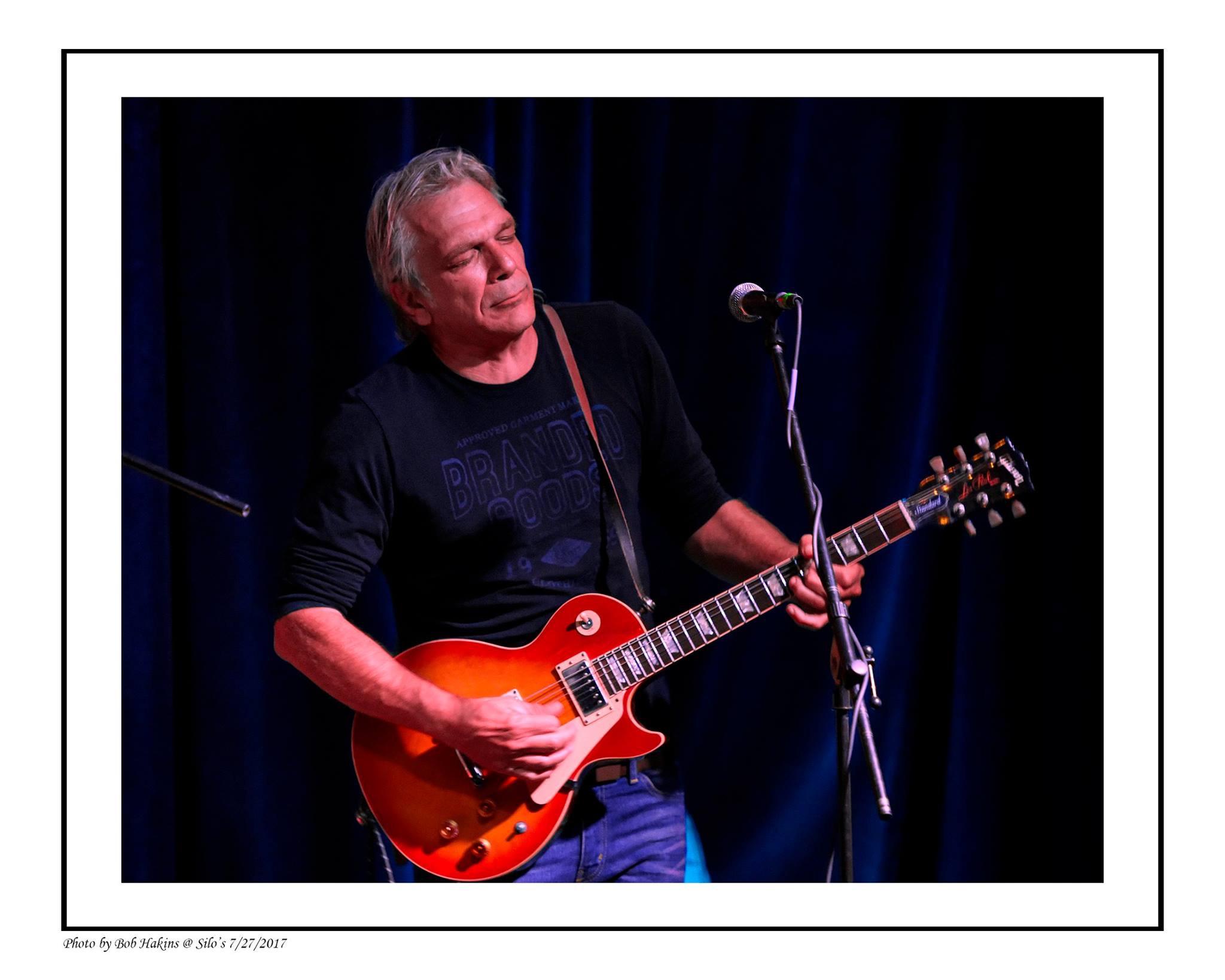 Volker Strifler at Healdsburg Concert in the Plaza