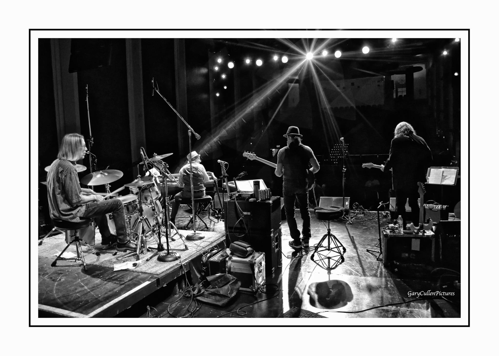 The Eamonn Flynn Band at Lucca