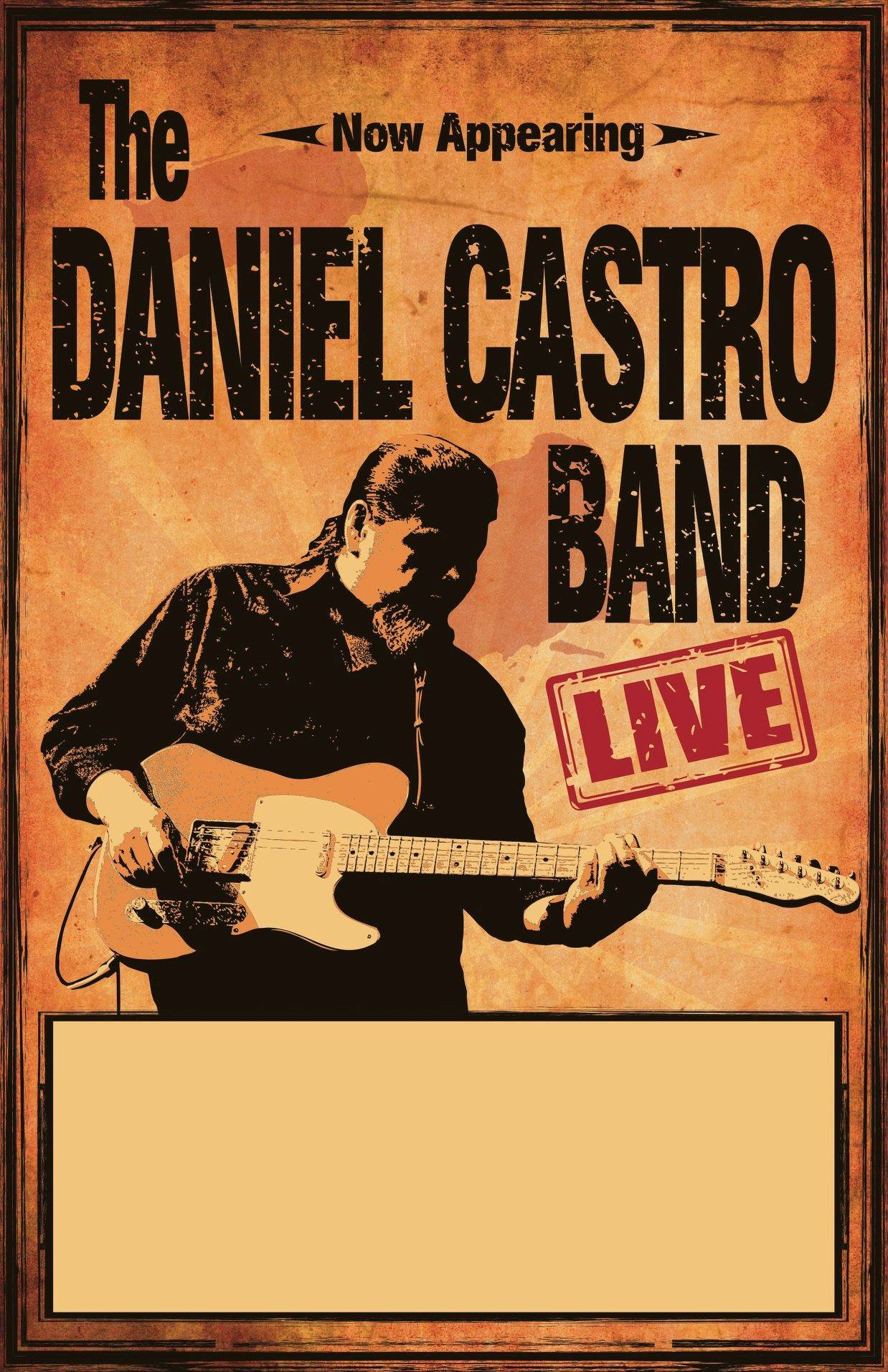 The Daniel Castro Band at the Torch Club